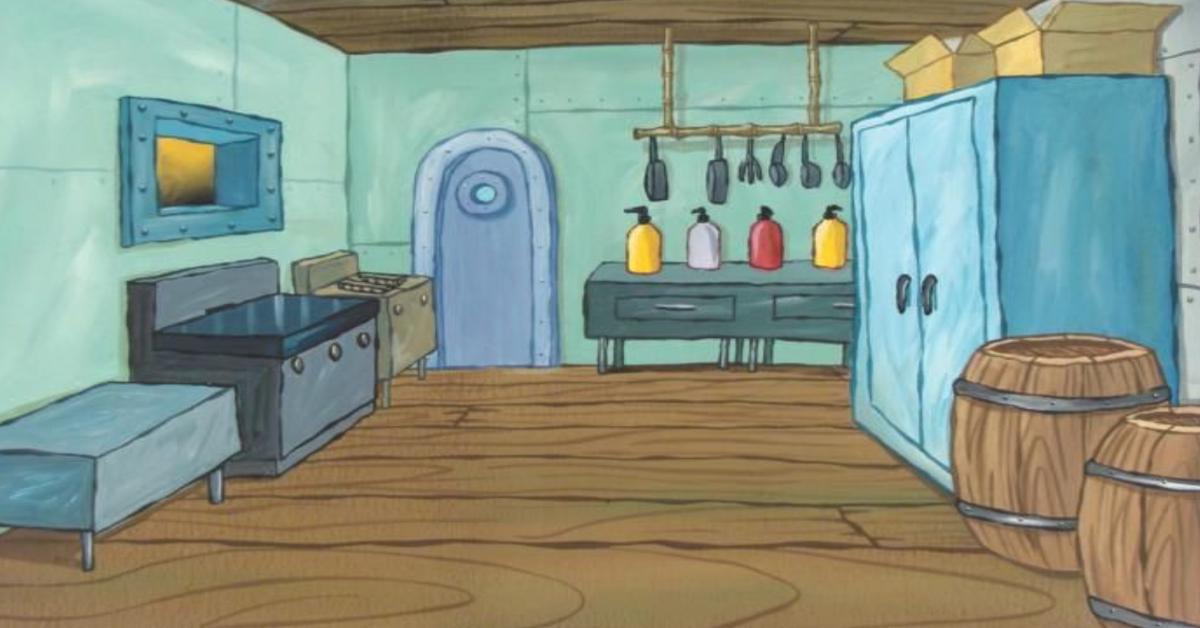 Inspired By U Pandableu34 And U Endergame05 Here S My Take On A Further Refined Krusty Krab K Spongebob Background Spongebob Wallpaper Bikini Bottom Spongebob