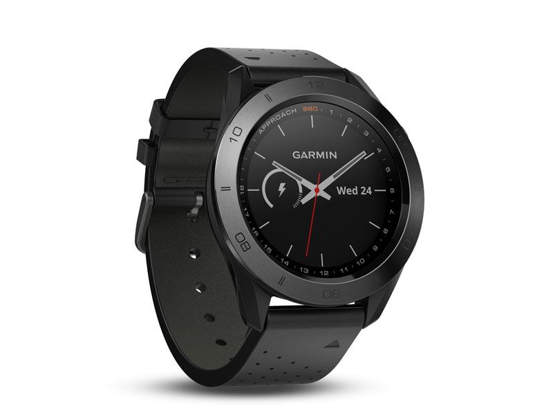 Garmin Approach S60 GPS Watch Review Gps watch, Golf