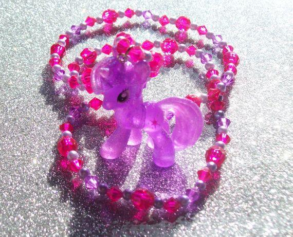 Glitter Twilight Sparkle Necklace