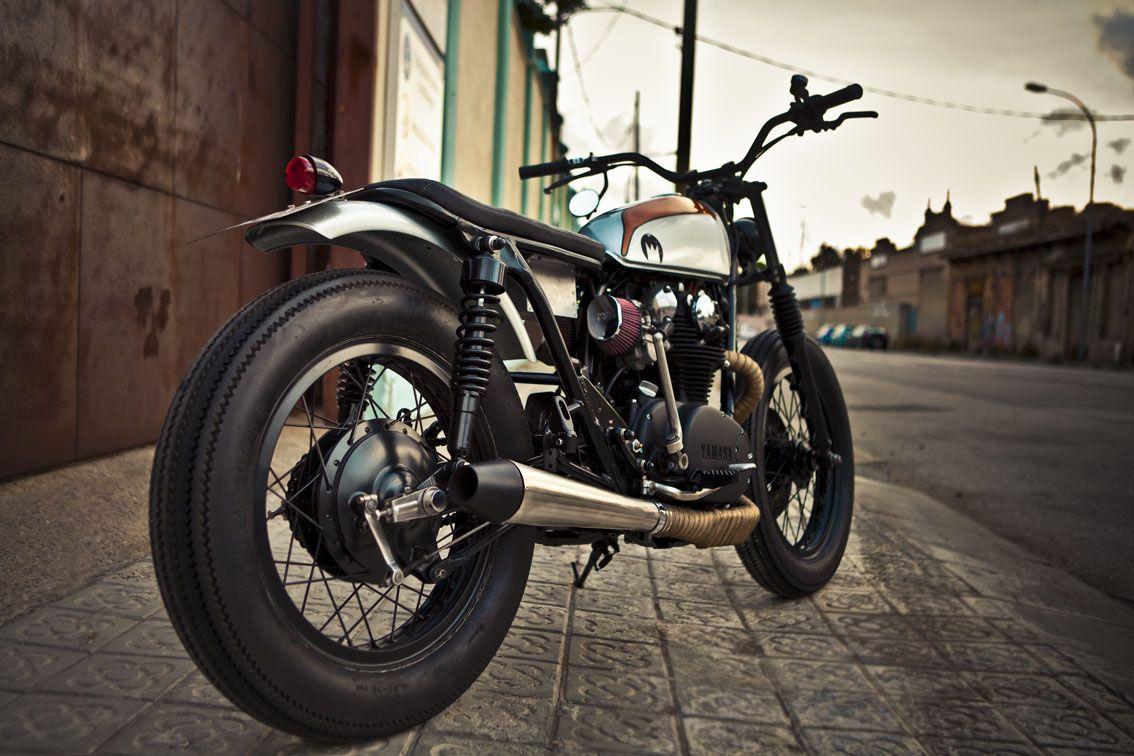 Yamaha xs 650 by la corona motorcycles