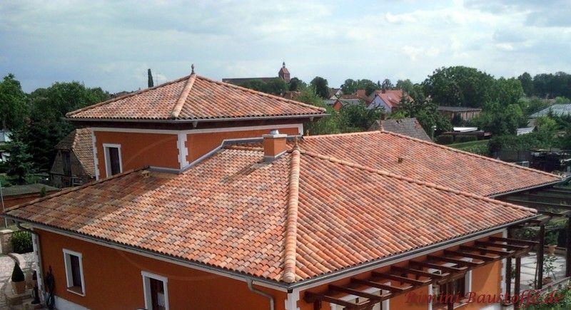 Good Romane Canal   Farbe Vieilli Castel