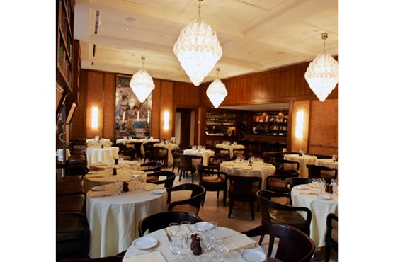 Cipriani Club 55 On Wallstreet Is Just One Of Four Cipriani