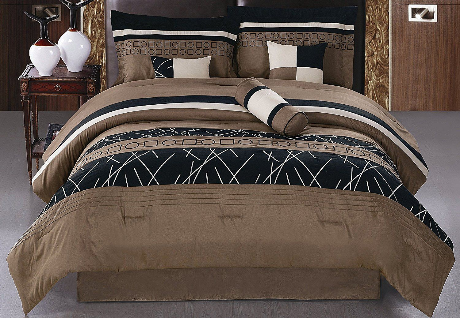 Mocha Bedding Sets