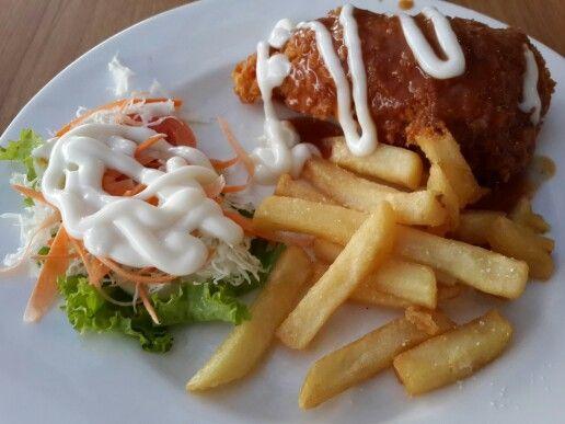 Chicken Mozzarella Solaria