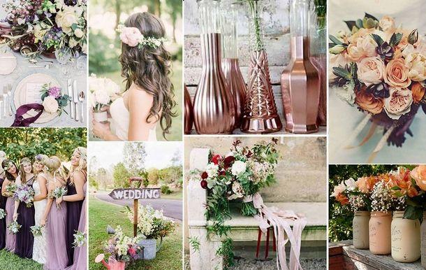 Модный цвет свадьбы в 2018 году - http://god-2018s.com/moda/modnyj ...