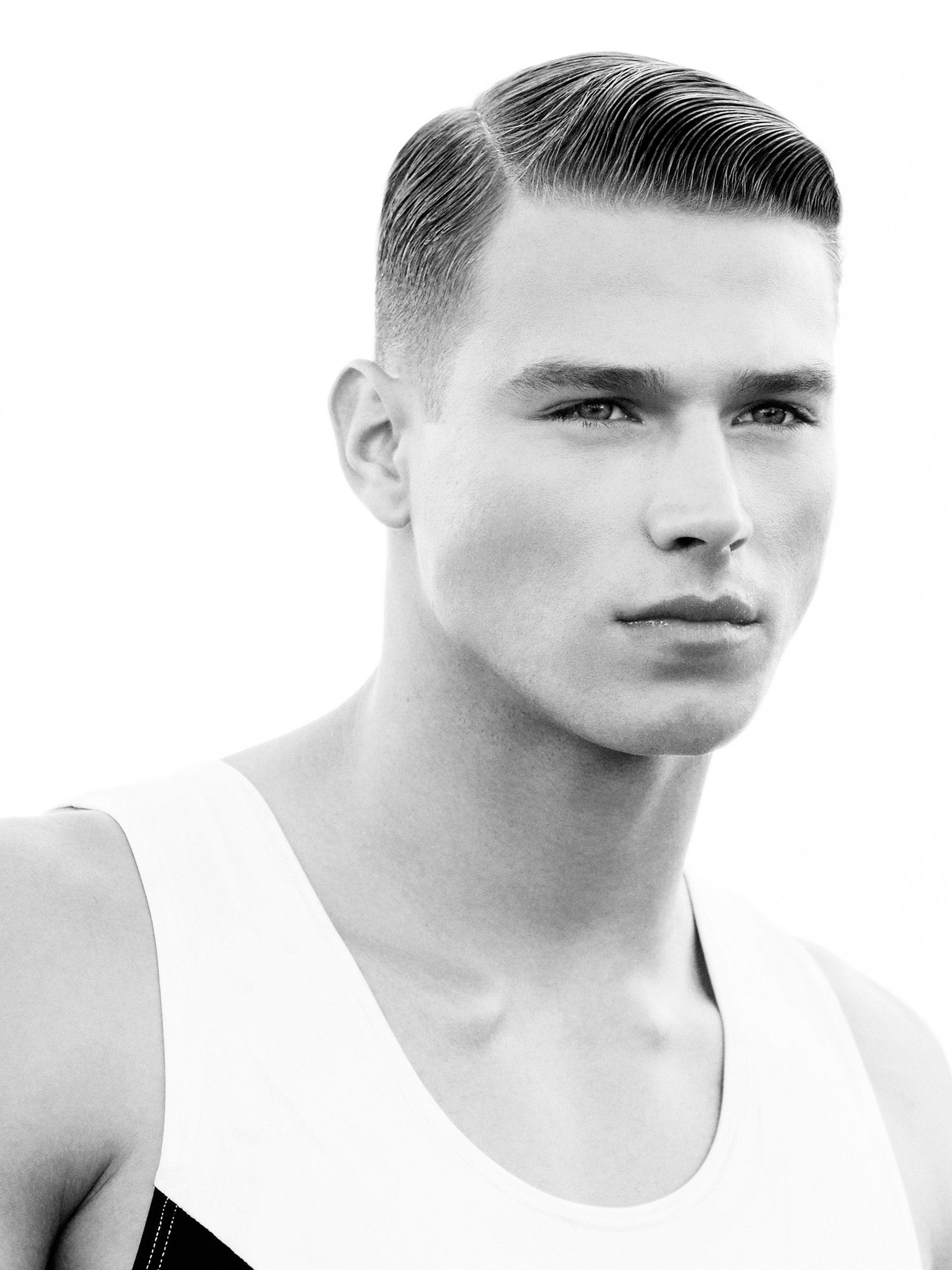 American Crew Military Haircut Haircuts For Men