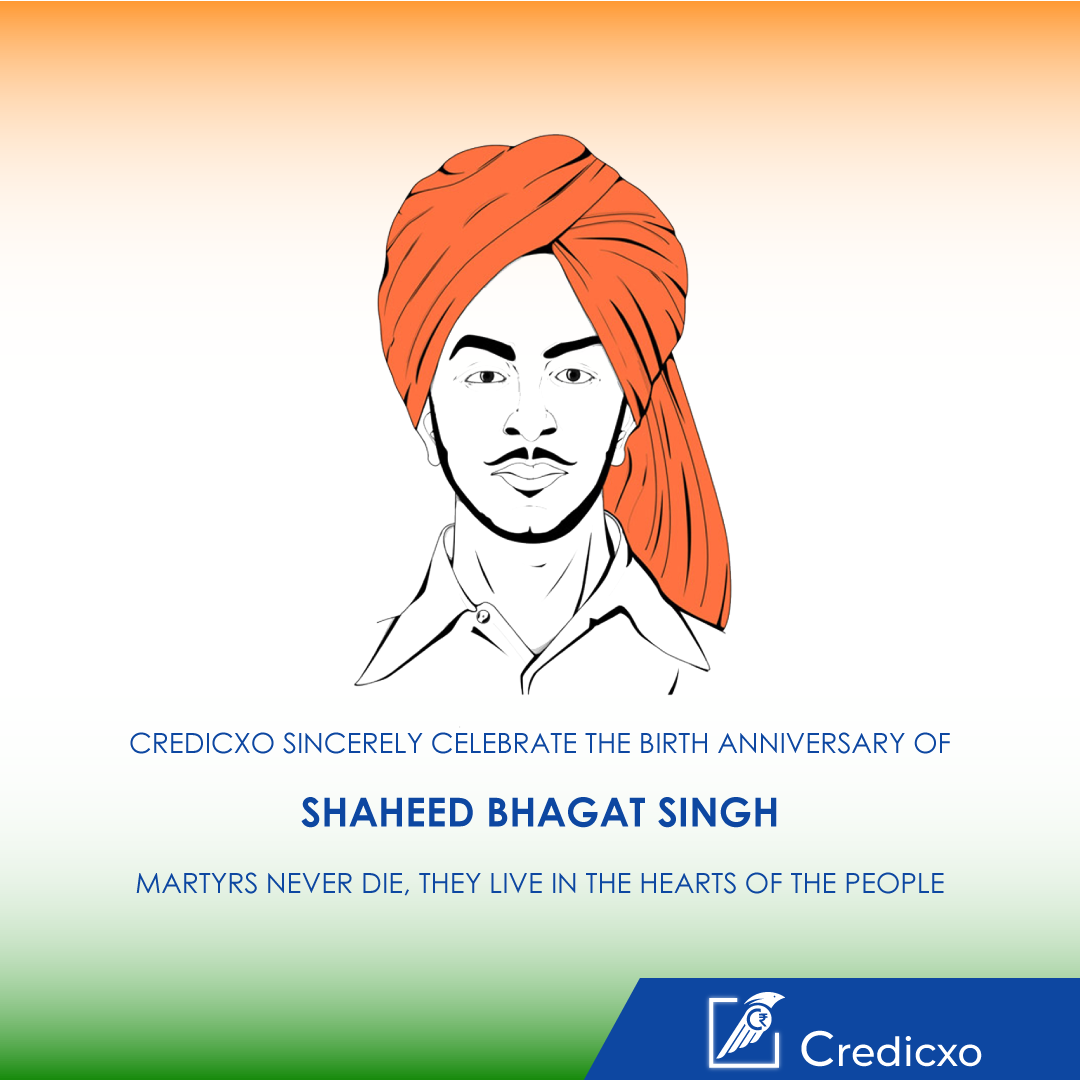 Shaheed BhagatSingh's name is synonymous with valour and