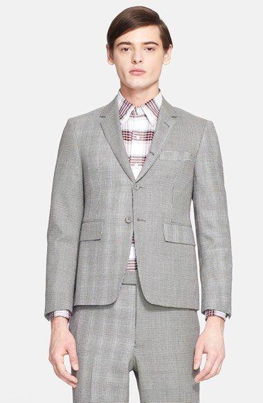 Thom Browne Thom Browne Tartan Wool Sport Coat Clearance Genuine g6od5t