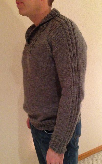 Ravelry: SuperKnitGal's Brian's Christmas Sweater