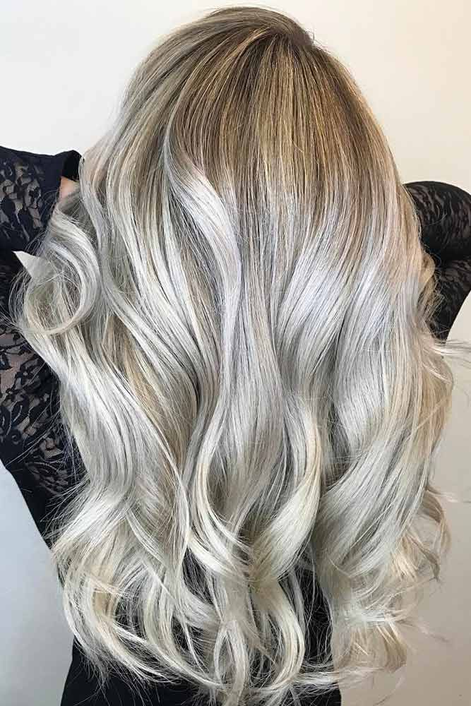 21 Ways To Experiment With Balayage Highlights Pinterest