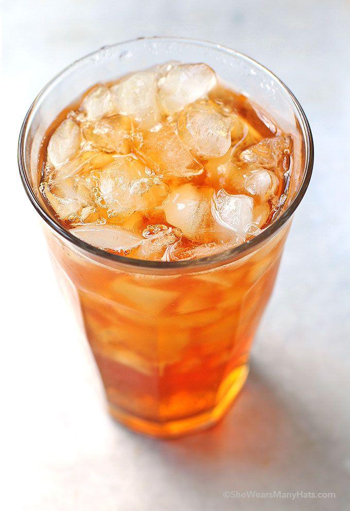 Make The Best Iced Tea Or Hot Tea With Loose Leaf Tea It S Easy
