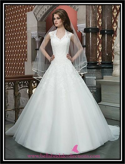 Vintage Style - Affordable Wedding Gowns, Bella Bridal Collections ...