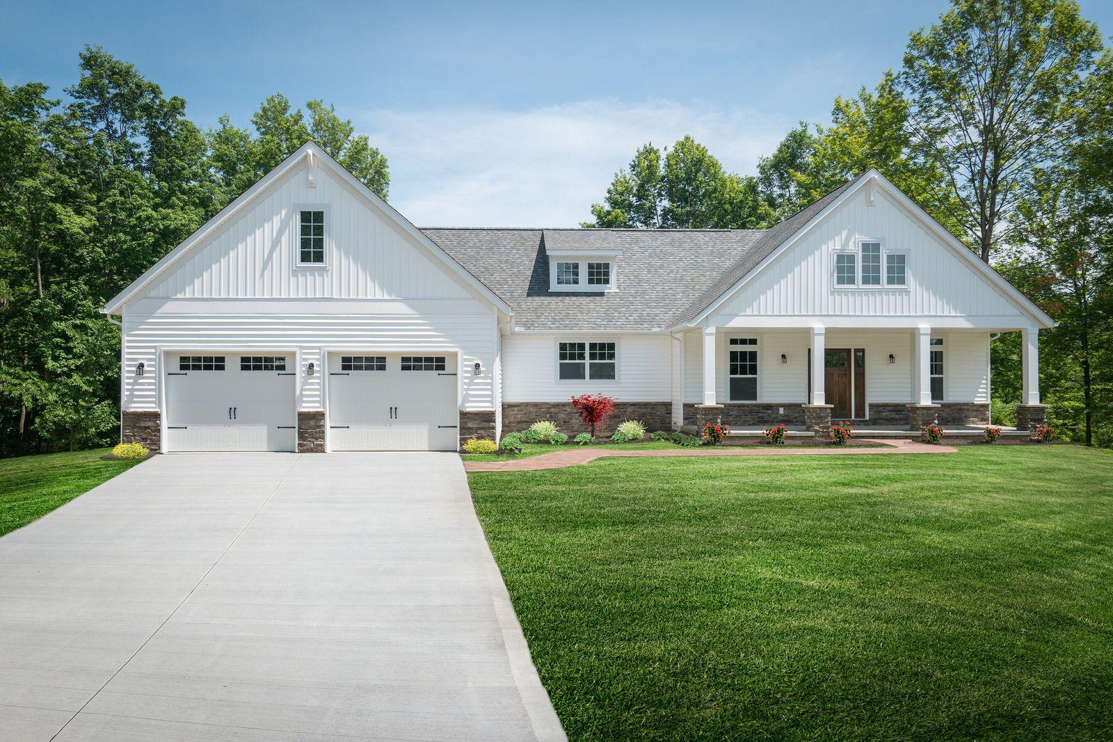 Montgomery Craftsman Wayne Homes Farmhouse Floor Plans Custom