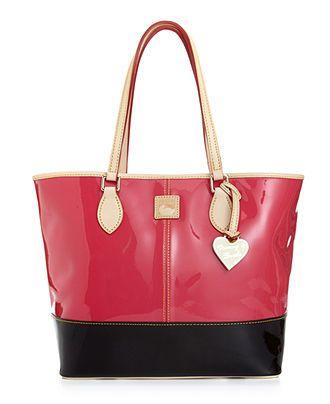 dooney bourke handbag patent shopper dooney bourke handbags