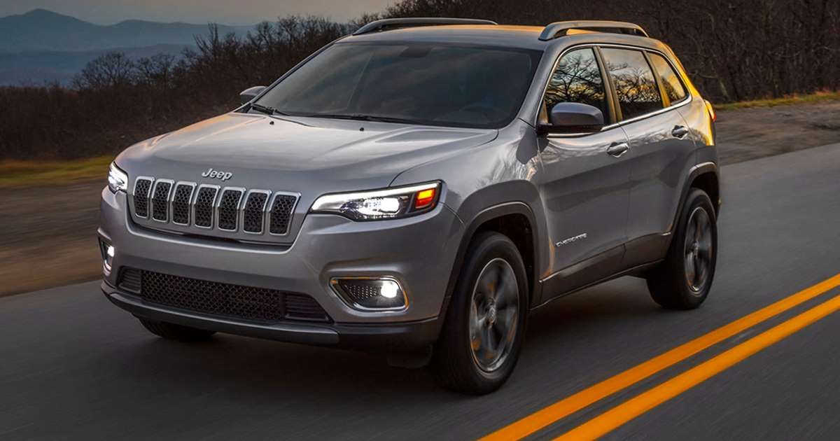 2019 Jeep Cherokee First Drive Jeep Cherokee Jeep Grand Jeep