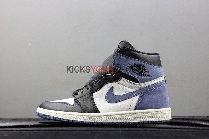 4c9f92593276 Air Jordan 1 Retro High OG  Blue Moon  555088-115