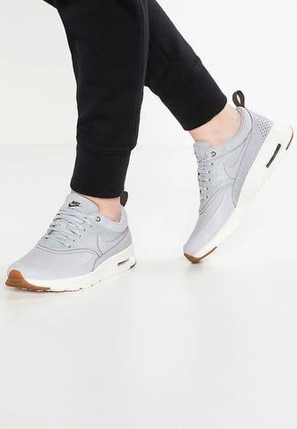 Nike Air Max Thea Premium Casual Women's Wolf GreySail