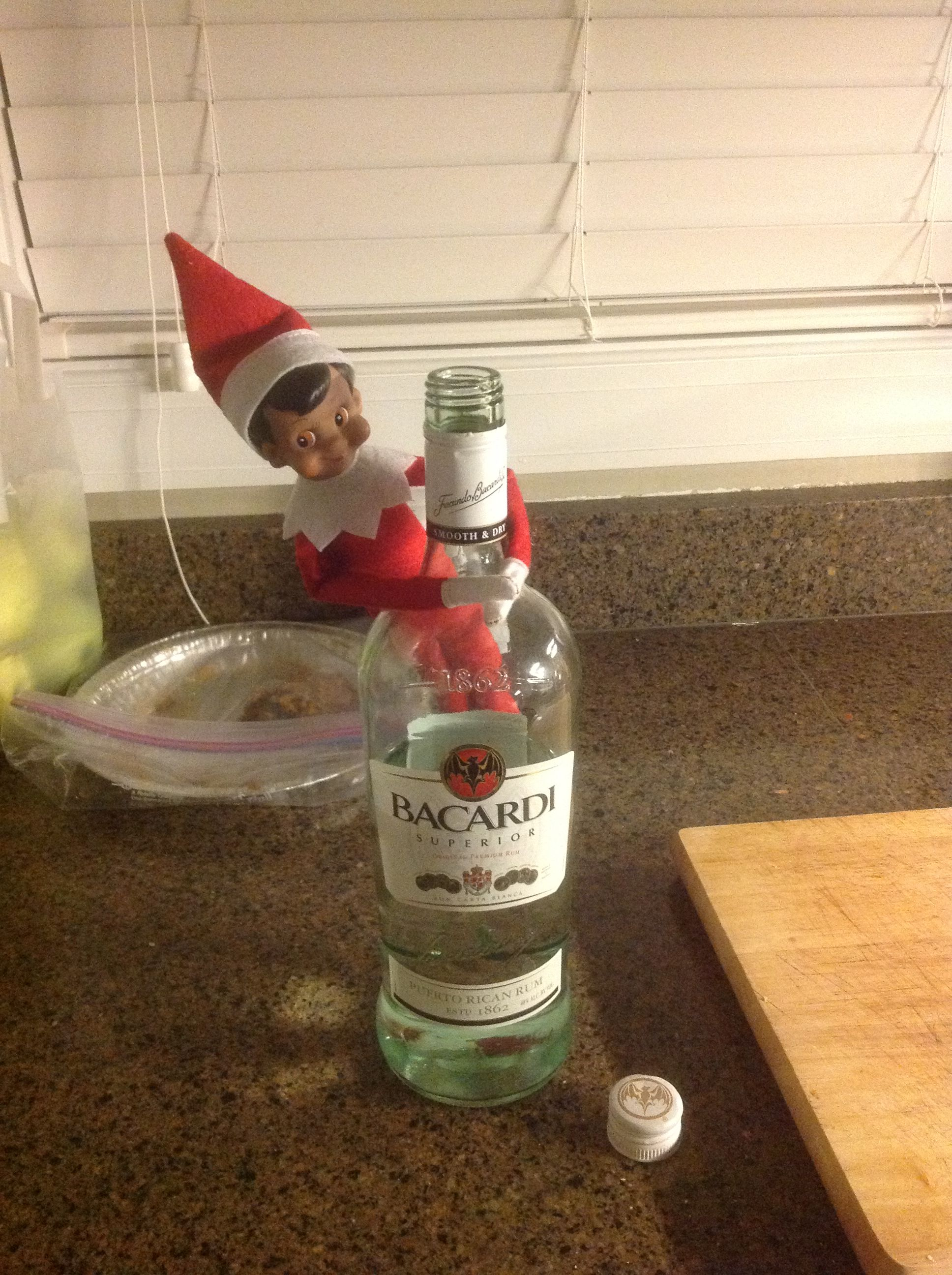 Elf On Shelf Naughty | Tröegs Mad Elf and Elf on the Shelf | D ...