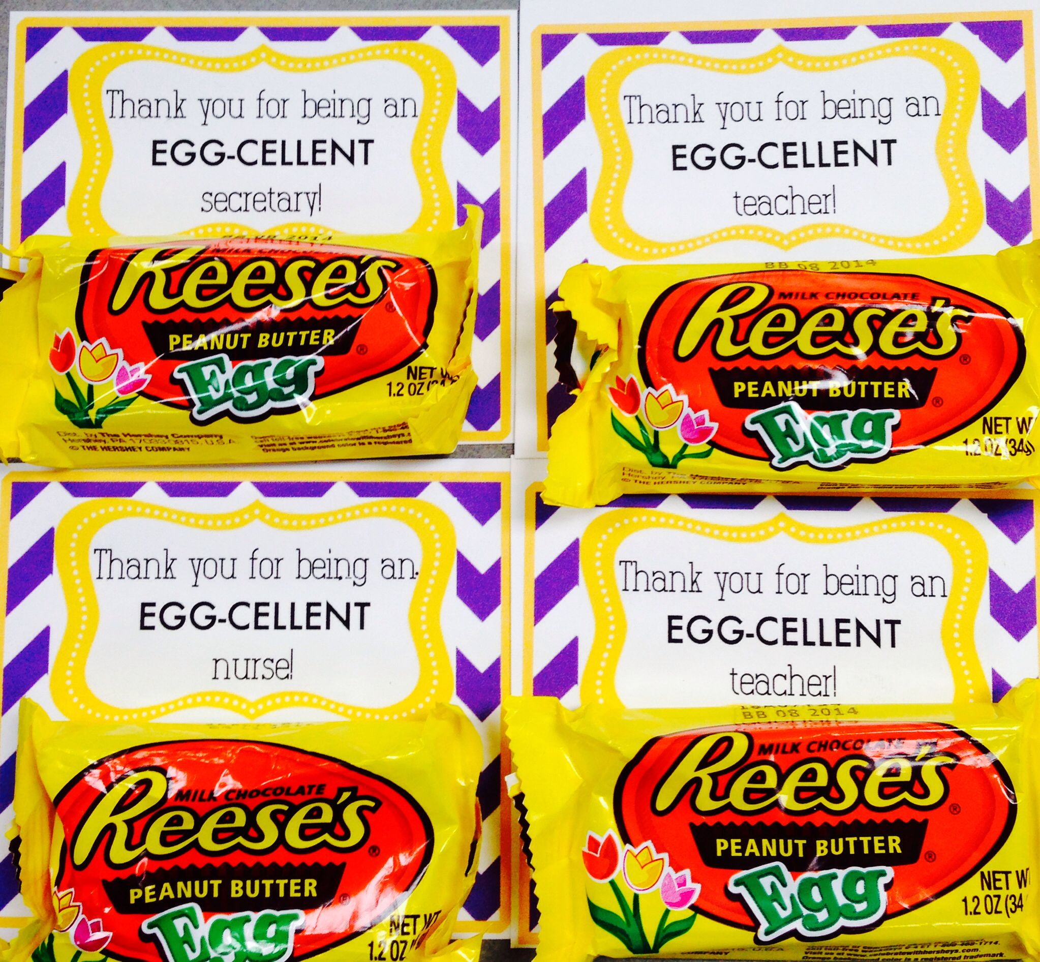 Thank you for being an egg cellent teachernursesecretary thank you for being an egg cellent teachernursesecretary volunteer appreciationvolunteer giftsteacher negle Choice Image