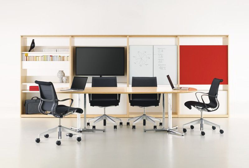 Everywhere - Conference Table - Herman Miller | Meeting