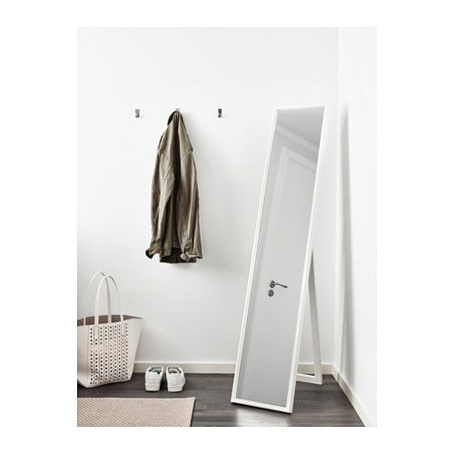 FLAKNAN Standing mirror - IKEA | Bedroom Inspiration | Pinterest ...