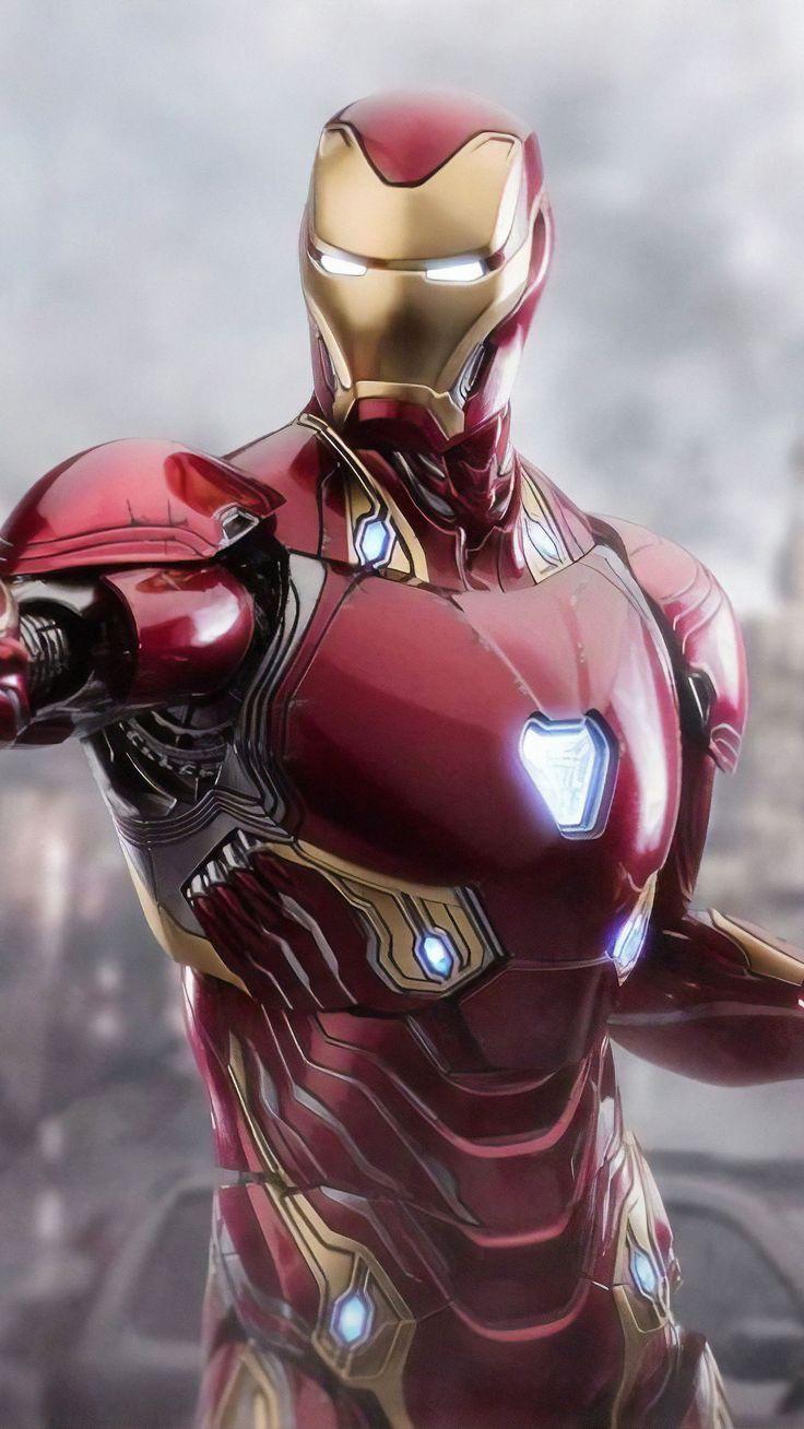 Iron Man In Avengers Infinity War Mark 50 Armor Mark 50 Suit Thanos Infinity War And Endgame Iron Man Avengers Iron Man Wallpaper Iron Man Art