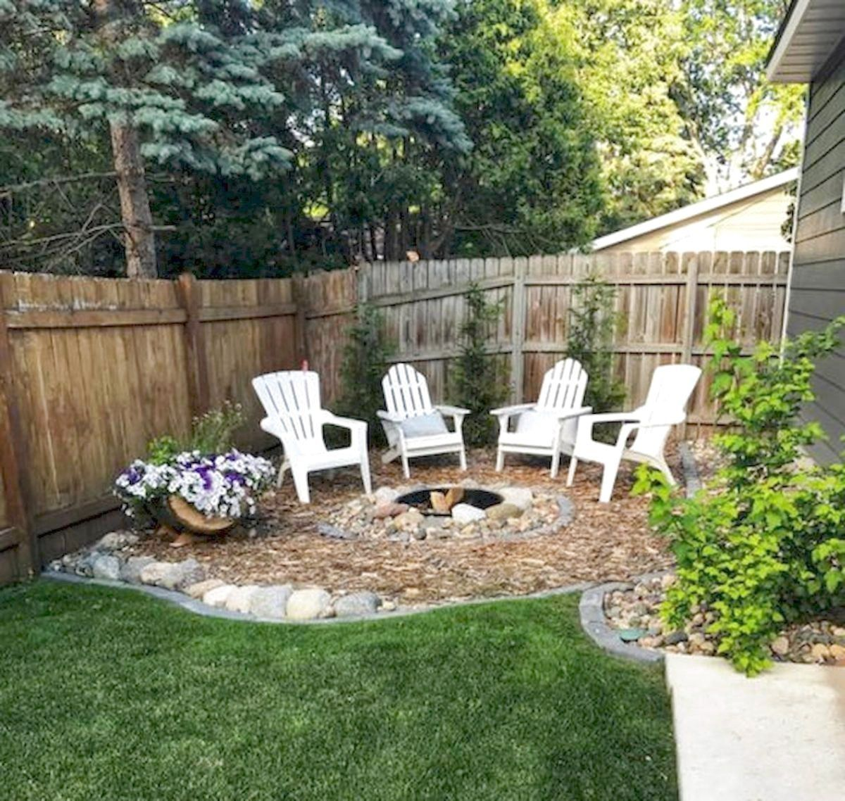 Small Garden Design Ideas Low Maintenance In 2019 Backyard Within