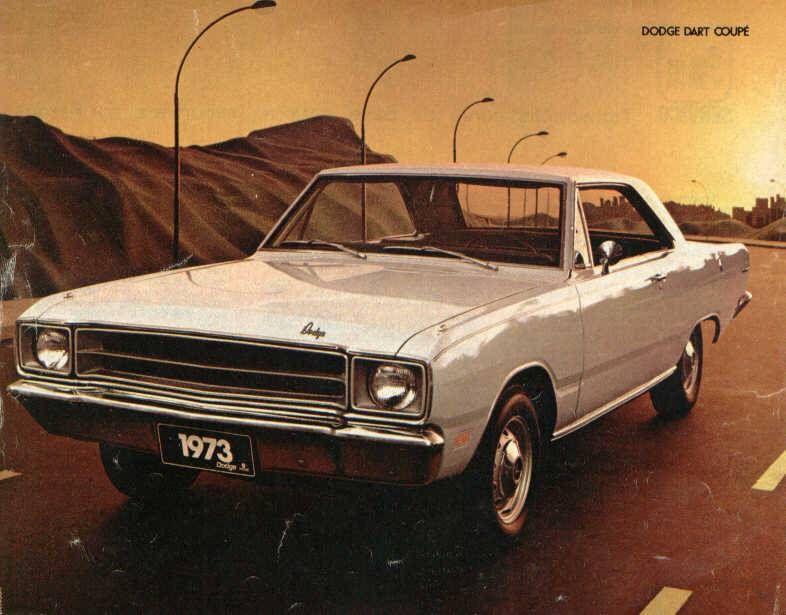 Dodge Dart De Luxo Coupe Brazil H E A V Y M E T A L