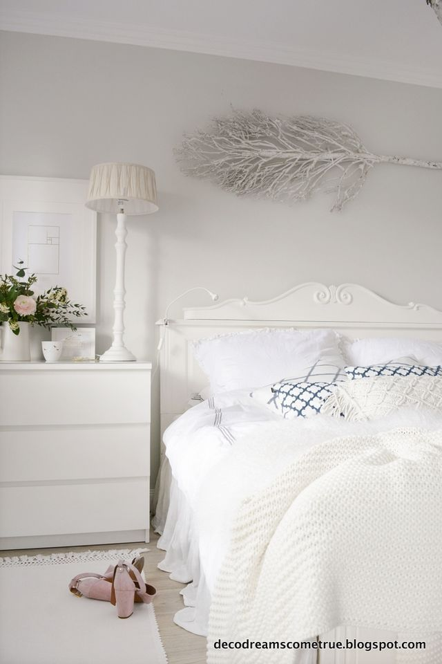 Schlafzimmer  Malm Kommode (Dreams Come True) Das zuhause