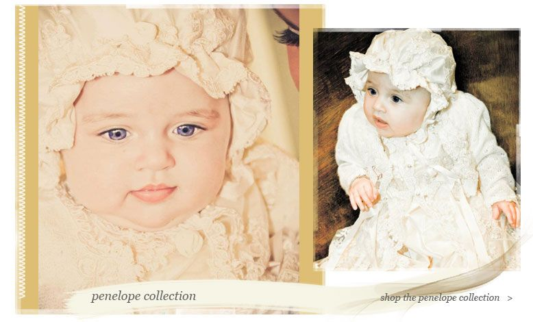 ★ The Penelope Christening Collection