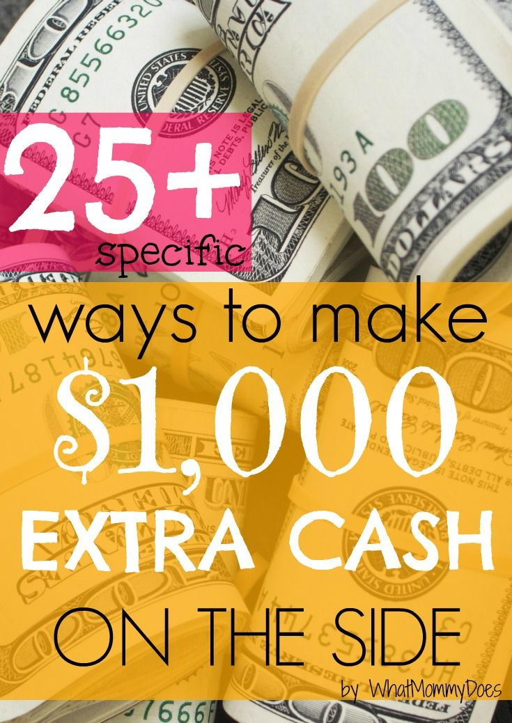 How To Make Extra Income From Home Whatmommydoes Earn Extra
