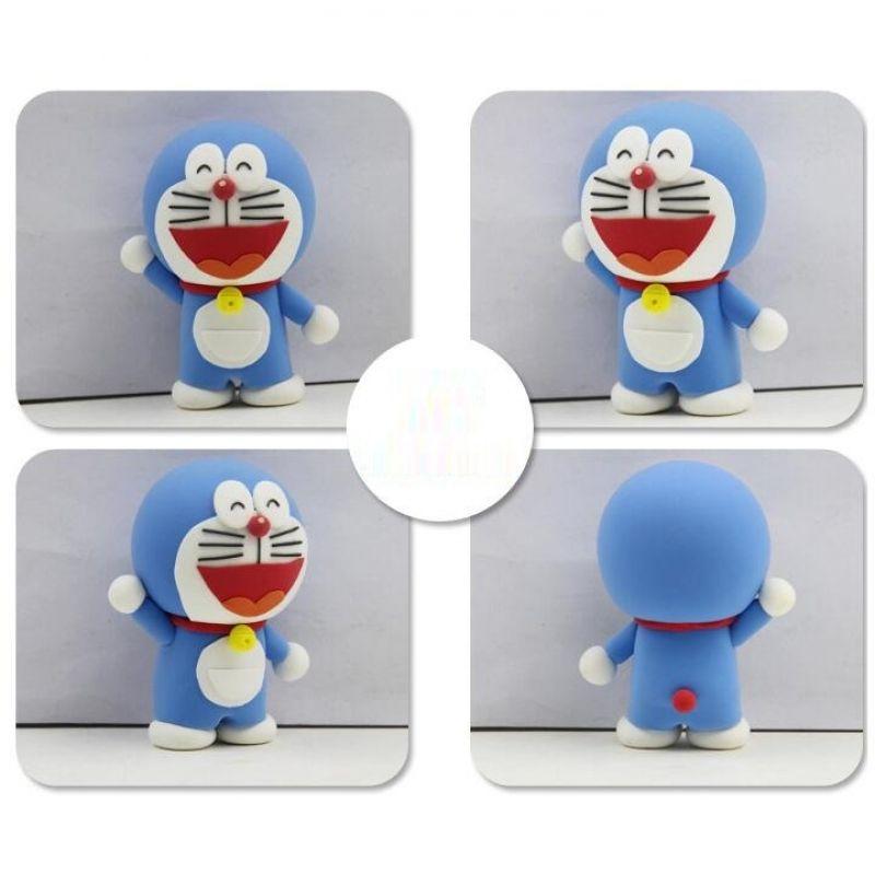 Doraemon Model Ultralight 3d Colored Modeling Clay Diy Diy Doraemon House Paper Craft Diy Paper Crafts Crafts Mod Paper Crafts Diy Diy Clay Modeling Clay