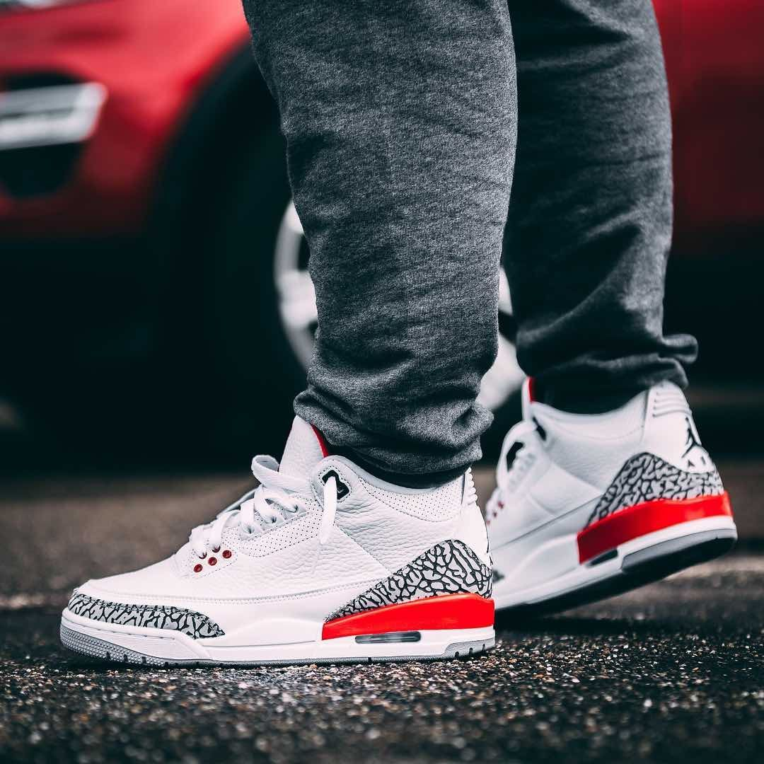 new concept 8c88d fedfe Air Jordan 3 Retro « Katrina » | Cool Dude Stuff | Air ...