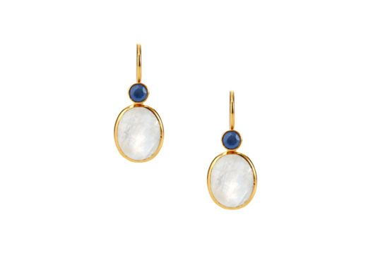 Julie Collection Aruba Drop Earrings from Kelly Rutherford on OpenSky