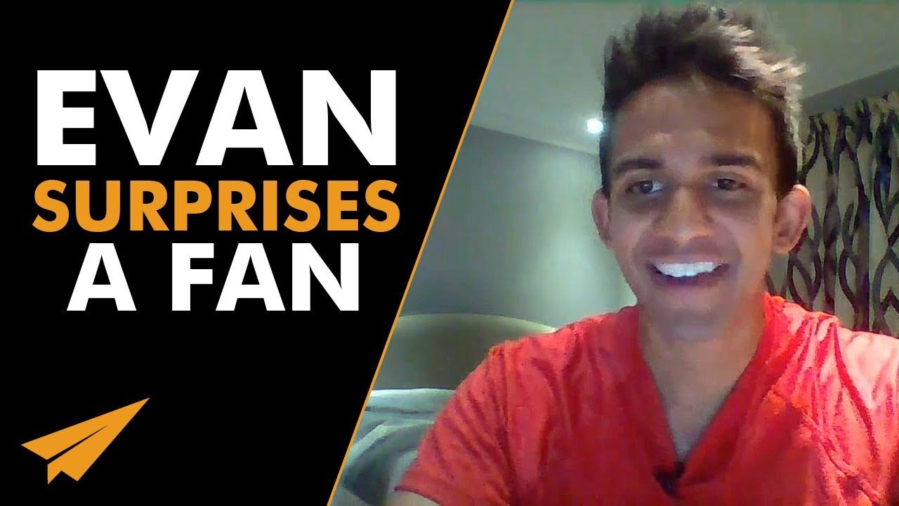 Evan SURPRISES a Fan on His LIVESTREAM ft. @jayesh_chhaya