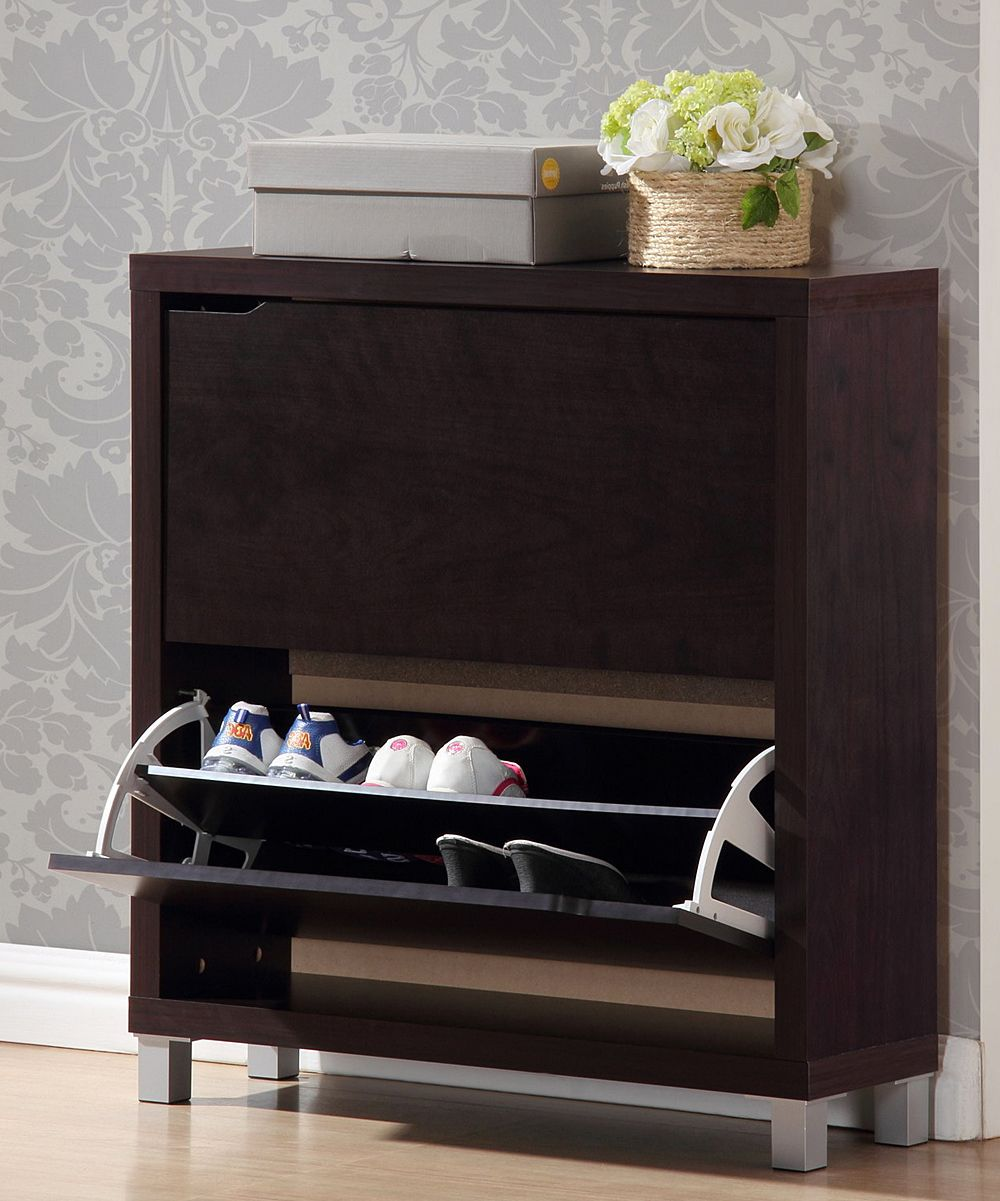 Dark brown cabinet shoes brown cabinets and shoe cabinet