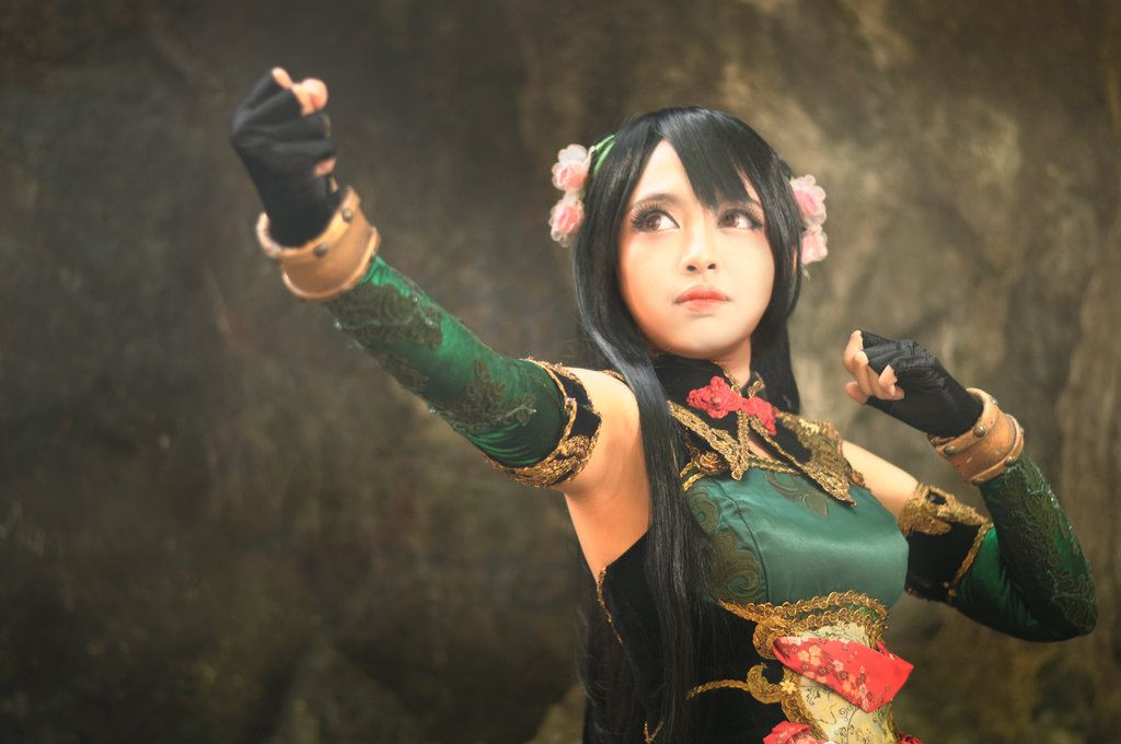 Dynasty Warriors 8 : I will Fight! by oruntia