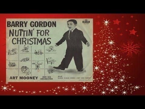 Nuttin For Christmas.I M Gettin Nuttin For Christmas Barry Gordon With Art