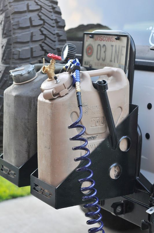 Pressurized Scepter Jerry Can Faucet And Shower Page 2 Expedition Portal Jerry Can Work Truck Jeep Camping
