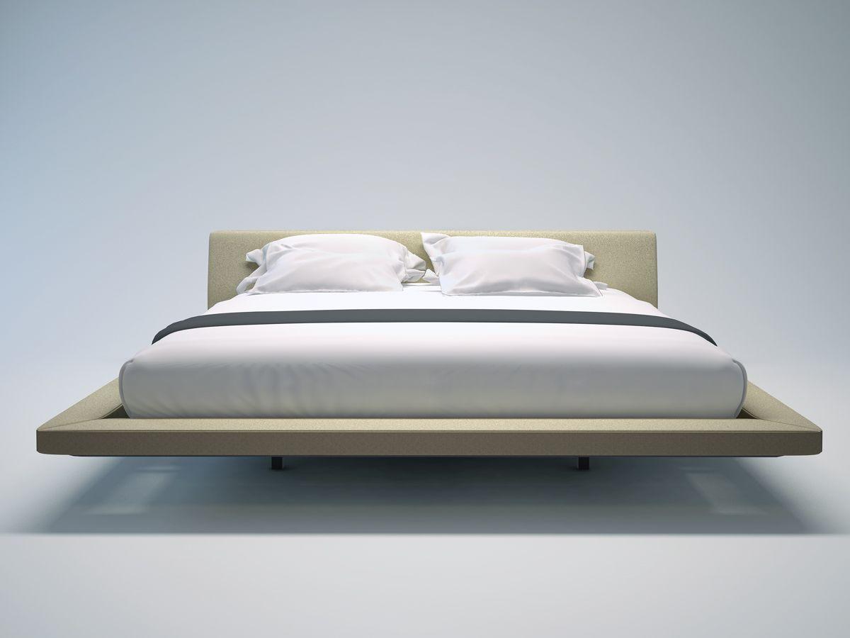 Modloft Modern Contemporary Furniture Jane Bed King Bed