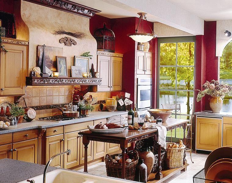 European Country Kitchen | European Country | Home Decor | Pinterest ...