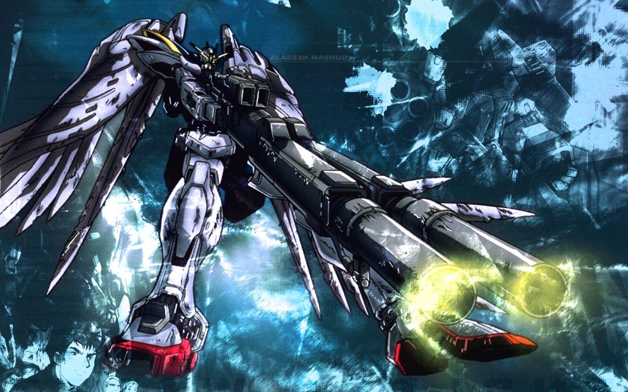 12+ Endless Waltz Gundam Wing Zero Wallpaper You Will Like