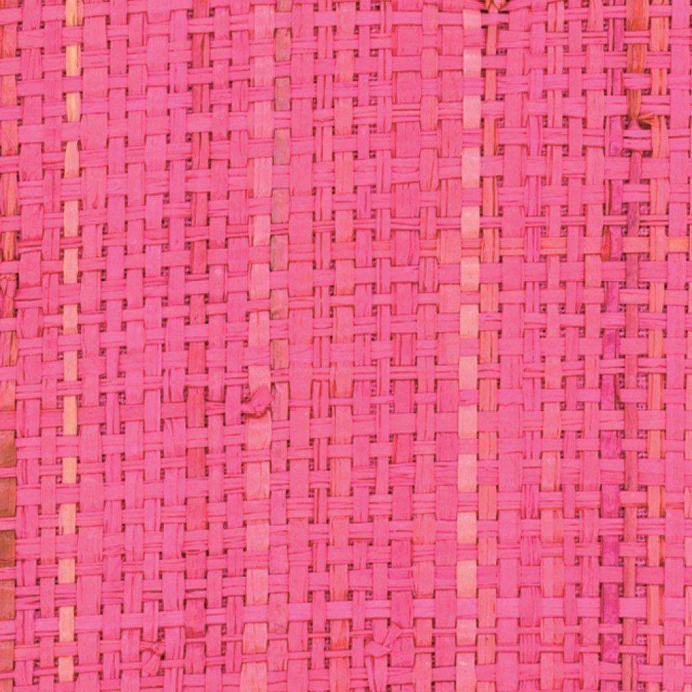 Pink Grasscloth Wallpaper: Pink Grasscloth Wallpaper.