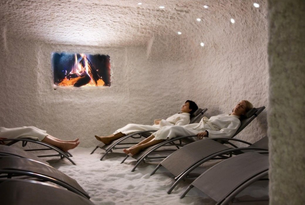 halo salt spa