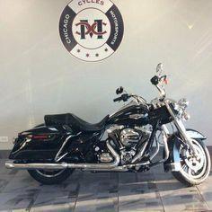 2016 HarleyDavidson FLHR ROAD KING   BIKER