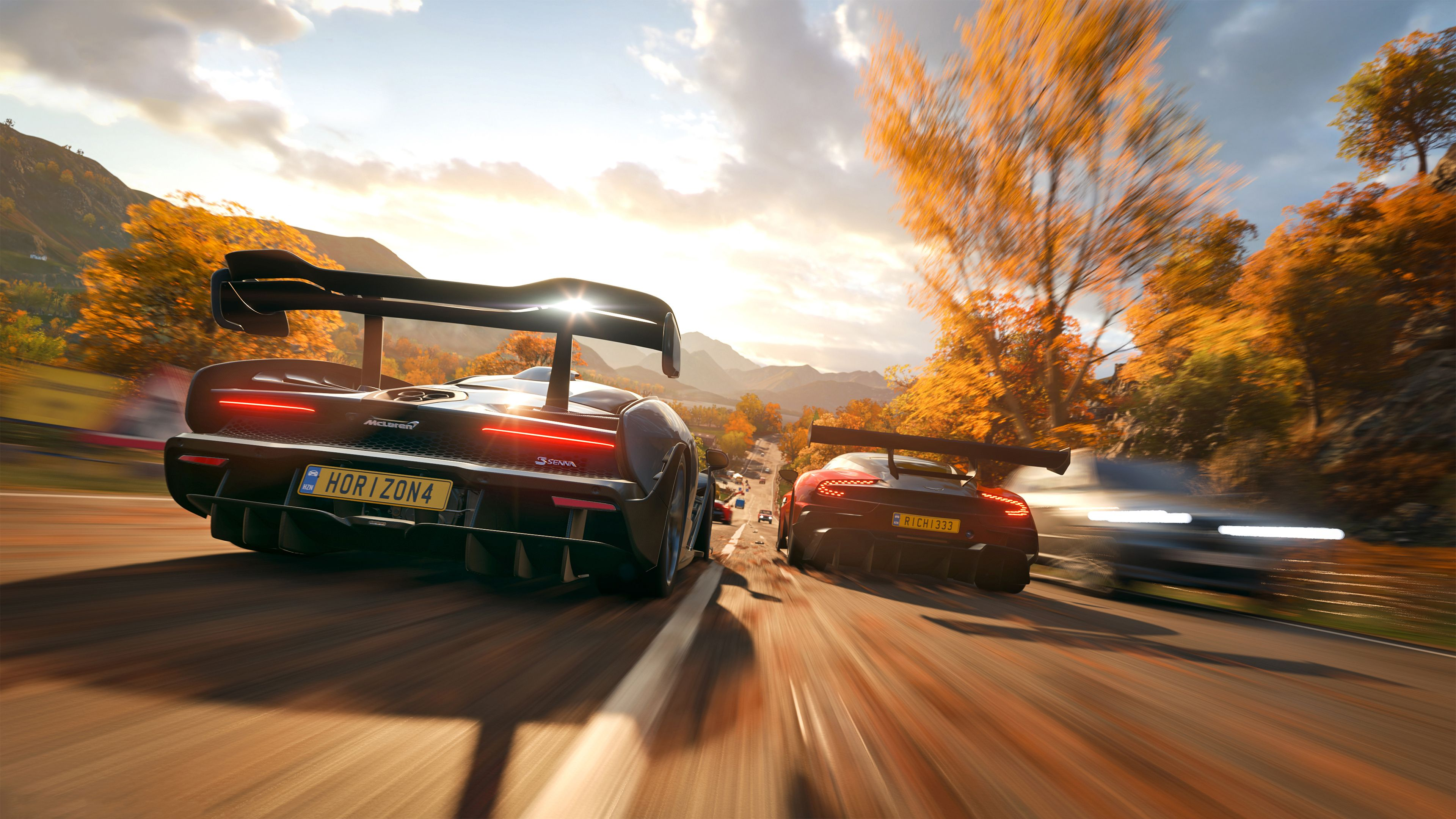 Wallpaper 4k 4k Forza Horizon 4 2018 games wallpapers, 4k ...