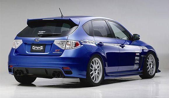 Ings N Spec Subaru Impreza Wrx Sti Grb Subaru Impreza Wrx Subaru Wrx Hatchback