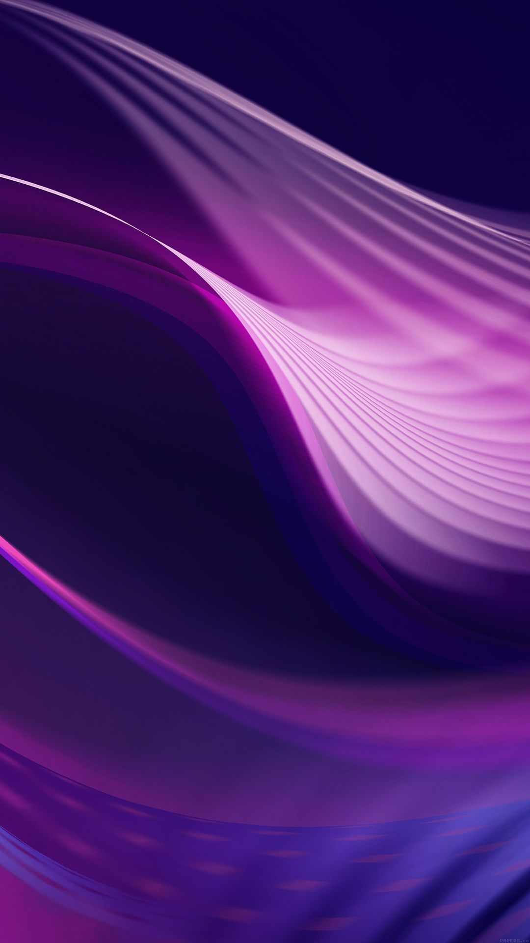 Wave Abstract Purple Pattern iPhone 6 ...