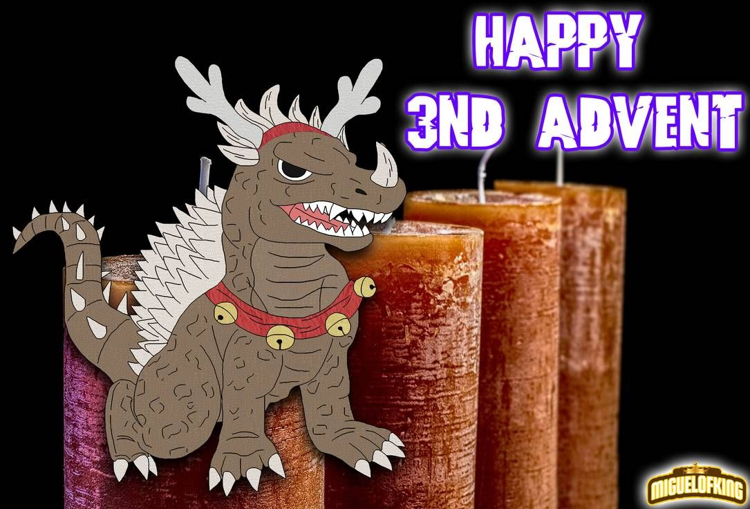 Pin by ButteryBitchBucuits on Anguirus in 2020 Christmas