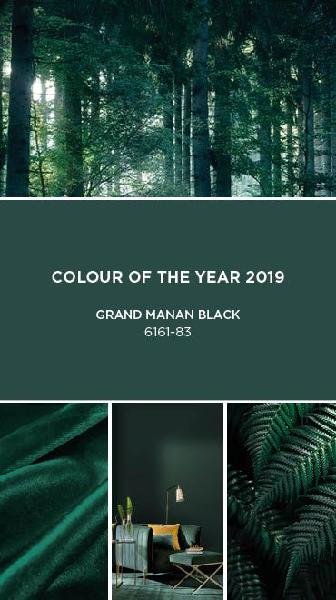 Colour of the Year #colourinspiration
